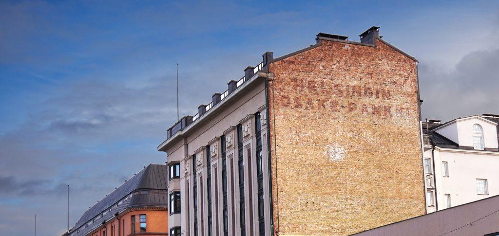 Helsingin Osakepankin talo